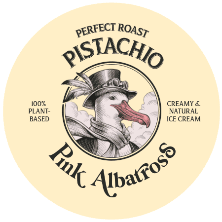 Sabor Perfect Roast Pistachio · Pink Albatross - Tapa